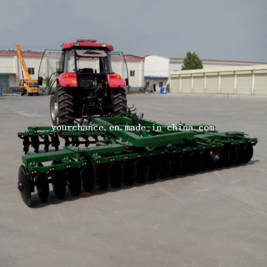 Hot Sale High Quality Farm Implement Disc Harrow for 12-280HP Tractor pictures & photos