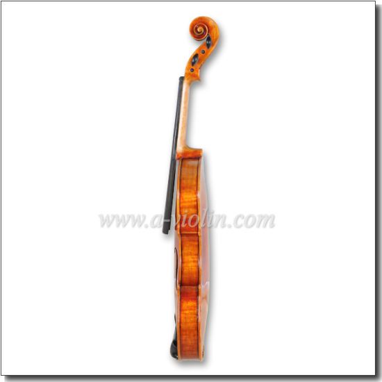 4/4 Advanced Violin, Antique Oil Varnish Conservatory Violin (VH300VA) pictures & photos