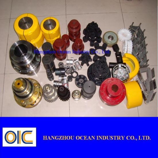 High Quality Flexible Jaw Coupling pictures & photos