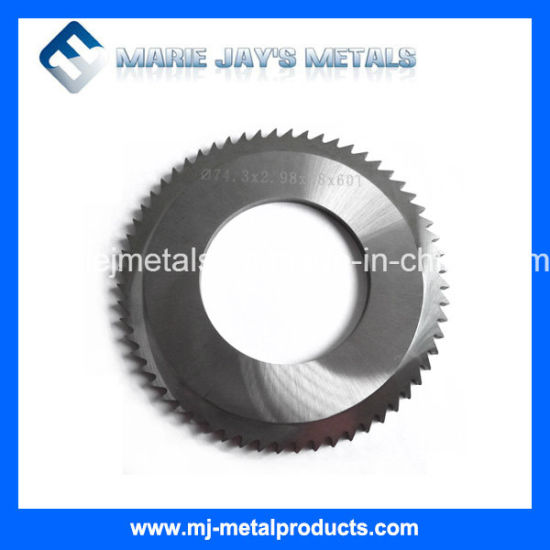 Tungsten Carbide Tile Cutter Wheel Saw Blade pictures & photos