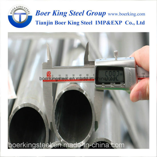 904L 316L 310S Ss Stainless Steel Pipe pictures & photos