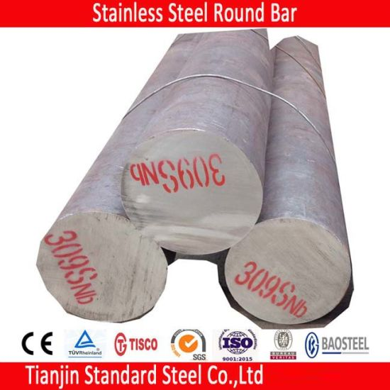 BS Ss Stainless Steel S126 Round Bar 100mm 150mm pictures & photos