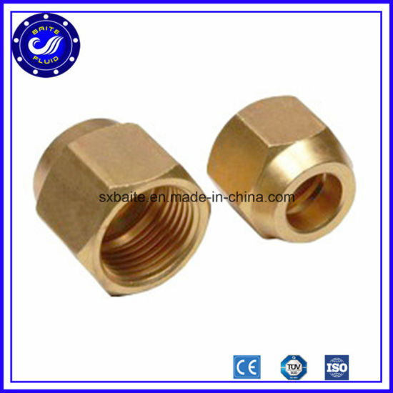 Brass Manifold Fittings with Thread Size for Water Oil Separator Valve Divider pictures & photos