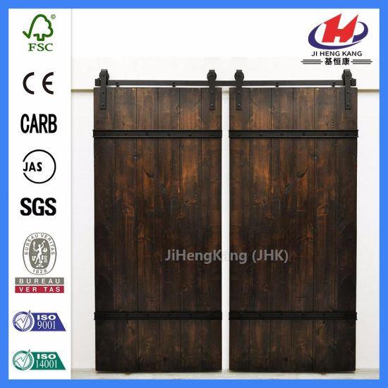 Hot Sell Large Quantity Unusual Size Slab Sliding Door pictures & photos