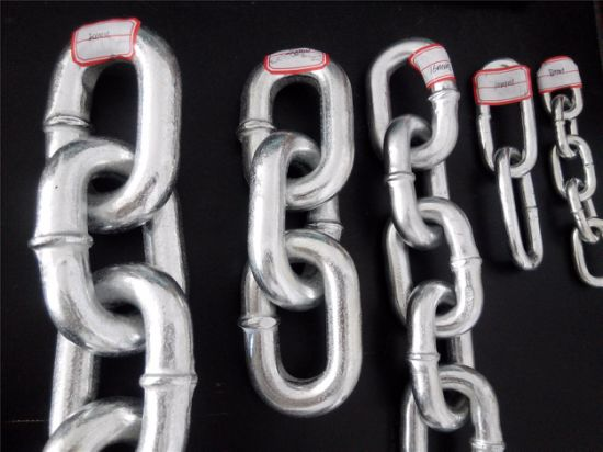 304 Marine Stainless Steel Lifting Link Chain pictures & photos