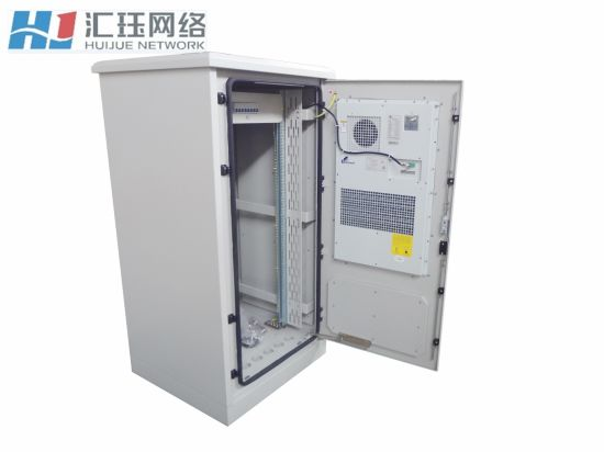 Floor Mounting Outdoor Telecom Cabinet pictures & photos