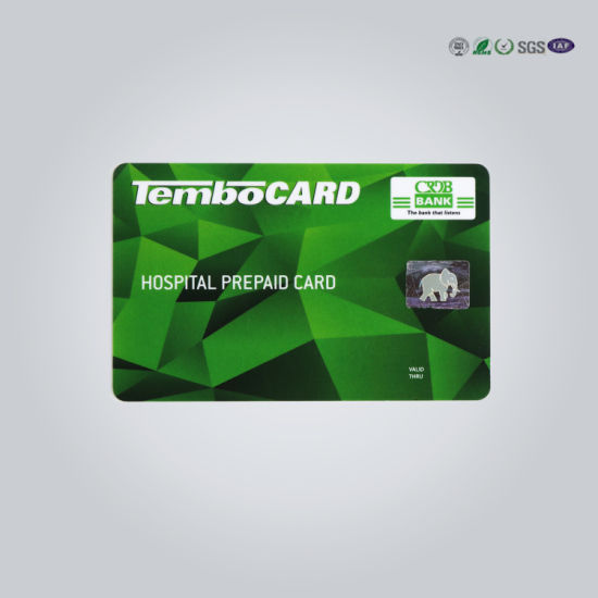 PVC RFID Hf Contactless Smart Card pictures & photos