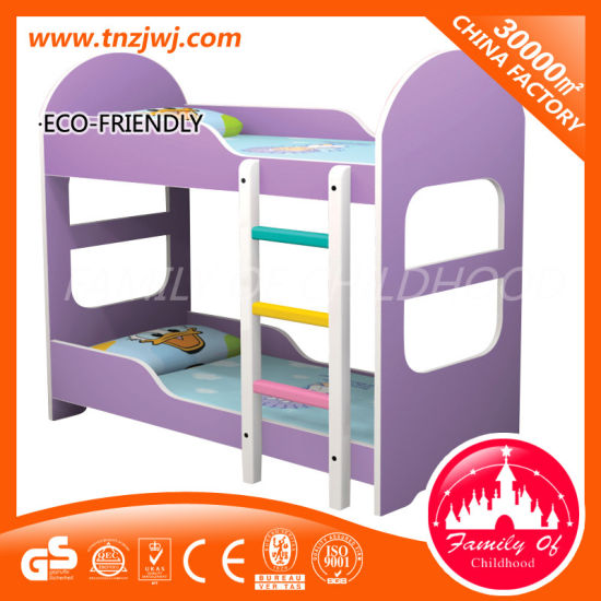 Popular Fun Kids Wooden Bunk Bed Sets for Sale pictures & photos