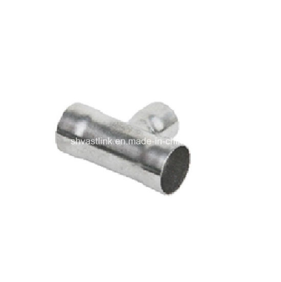 304 Socket Welded Reducing Tee for Water pictures & photos