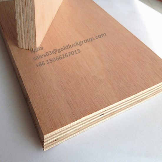 2mm-18mm Okoume Plywood with Bbbb Cabinet Grade pictures & photos