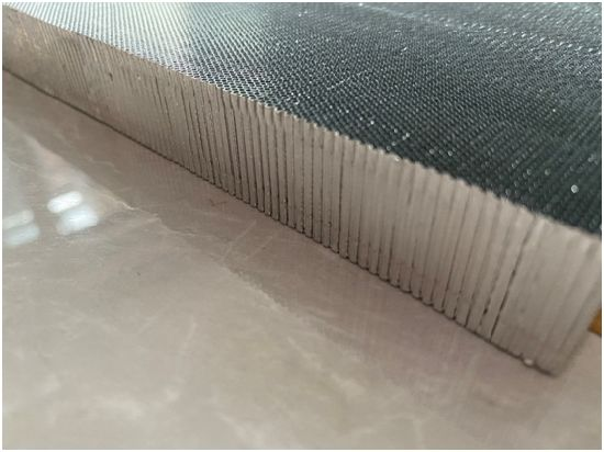 3003 Alloy Micro Aluminum Honeycomb Core for Ventilator Parts pictures & photos