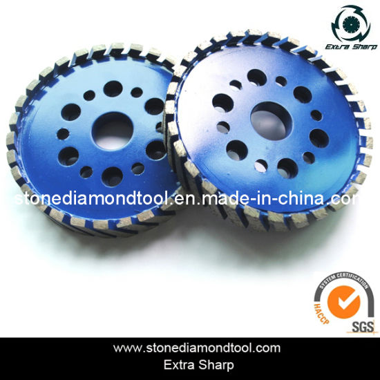 Diamond Segmented Grinding Wheels Profiling Drum Wheel CNC pictures & photos