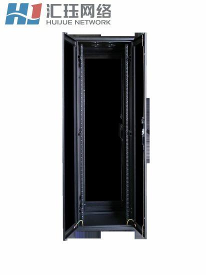 Manufacturers Can Customize 19-inch 42u Data Center Server Floor-Standing Mesh Door Cabinet Network Rack Cabinet pictures & photos