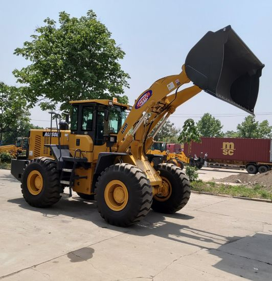 ACTIVE Brand AL950E 5ton Machinery Loader with 162kw Shangchai Engine for Sale pictures & photos