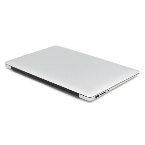 Intel Core I5 5200u Mini Laptop Computer (fanless and silver) pictures & photos