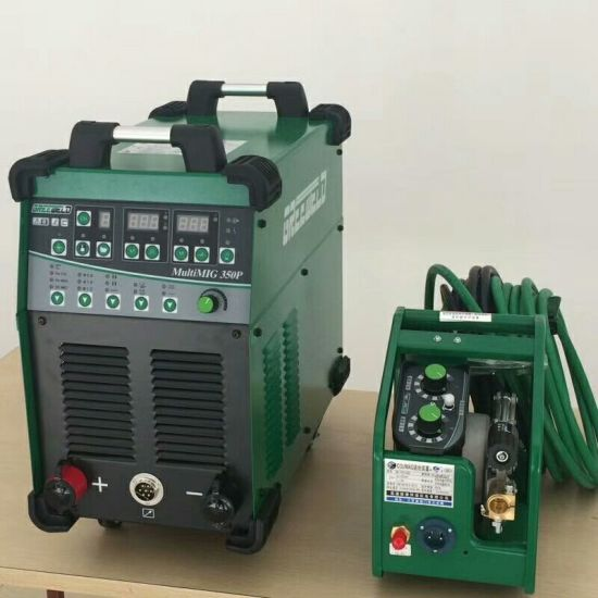 Digital Pulse Gas Shielded Welding Machine pictures & photos