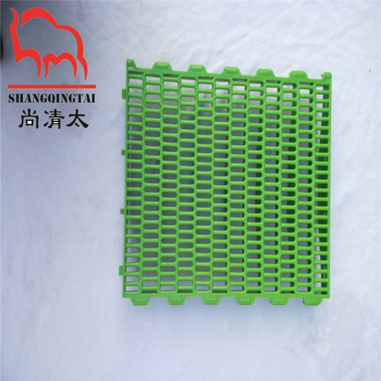 Plastic Flooring Farrowing Crate Slats for Pig Poultry pictures & photos