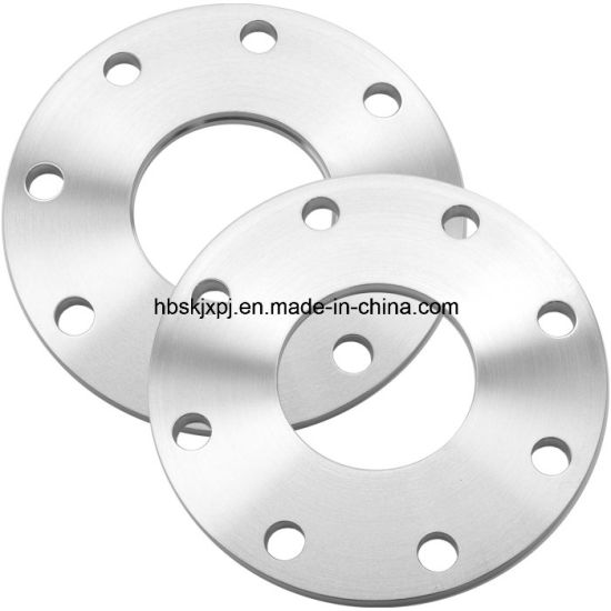 Customized All Kinds of Size Forging Aluminum Alloy Flanges pictures & photos