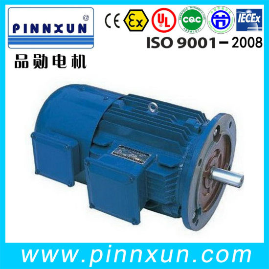 Motor for High Pressure Pump 200kw pictures & photos