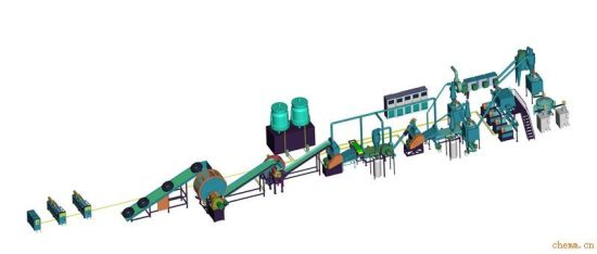Waste Tire Recycling Machine\ Tyre Recycling Equipment pictures & photos
