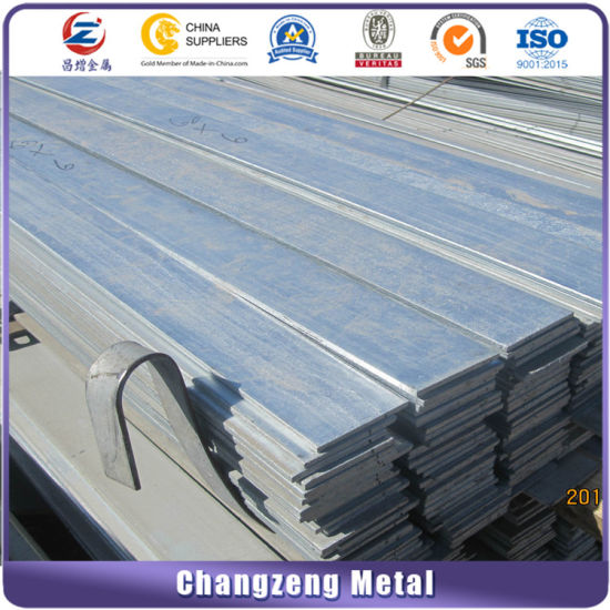 SUS 304 Stainless Flat Steel Bar (CZ-F64) pictures & photos