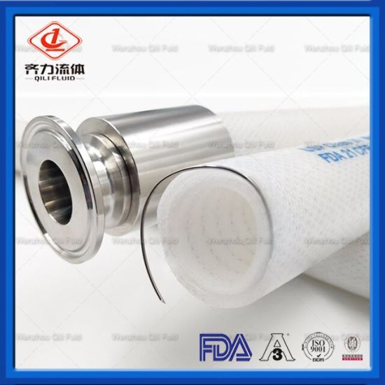 Sanitary Stainless Steel Hose Crimp Collars pictures & photos