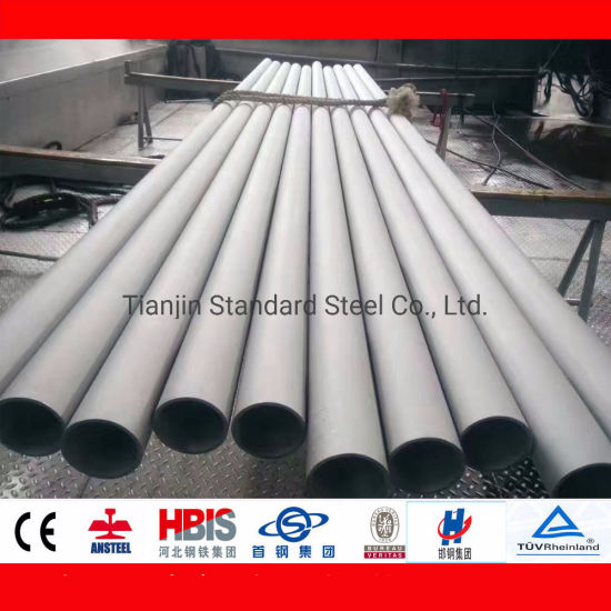 AISI A312 Ss Seamless Pipe (310H 310L 310 310L) pictures & photos