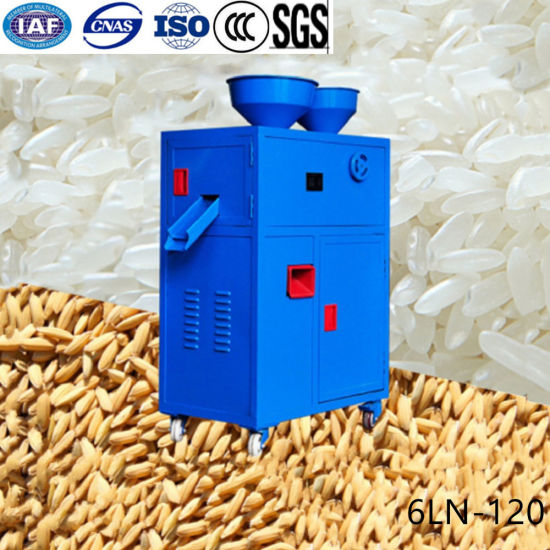 Multi Use Mini Paddy Rice Sorting Processing Polisher pictures & photos