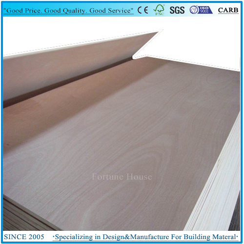 Door Skin Plywood with Thickness 1.7mm 2.5mm 2.7mm 3mm 5mm pictures & photos