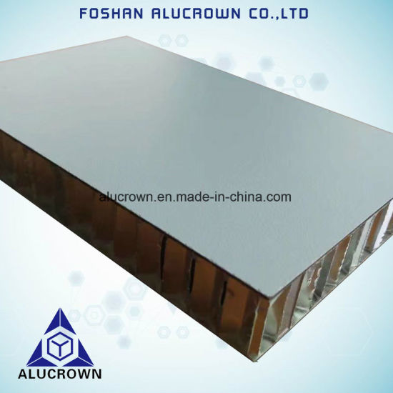 Foshan Formica Sheet Composite with Honeycomb Core Panels pictures & photos