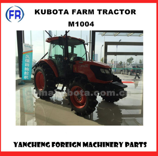 Kubota Farm Tractor M1004 pictures & photos