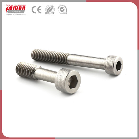 M1.0~M20 Round Head Stud Flange Screw Bolt Fasteners pictures & photos