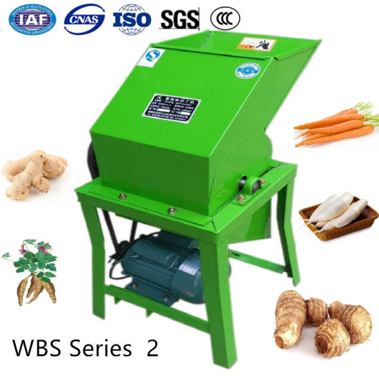 Potato Tapioca Tubers Melon Vegetable Grating Slicing Cabbage Chopper pictures & photos