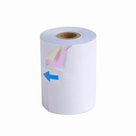 All Sizes Available NCR Paper 3 Ply Roll pictures & photos
