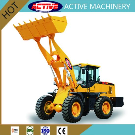 ACTIVE 3.5ton AL938C Wheel Loader with Ce Approved and cheap factory price pictures & photos