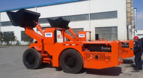 Gpl-1 Underground Scooptram with 1cbm Bucket pictures & photos
