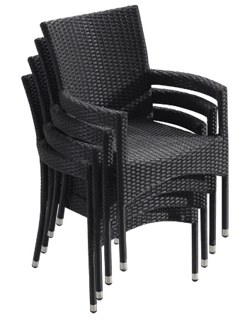 Garden/Patio Rattan Chair for Outdoor Furniture (LN-932-06) pictures & photos