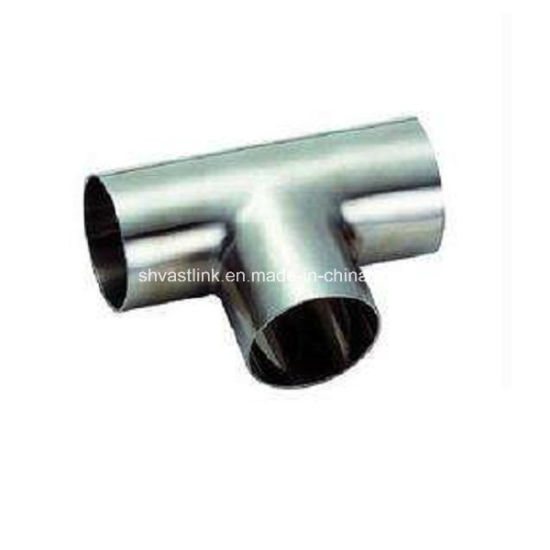 304 316 3 Way Stainless Steel Tube Connector for Pipeline pictures & photos