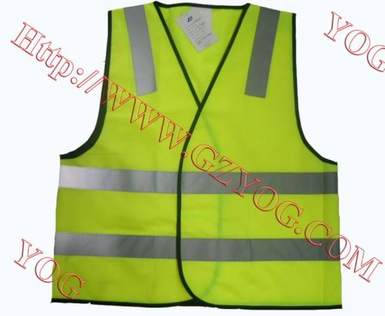 Motorcycle Accessories Motorcycle safety Reflective Vest pictures & photos