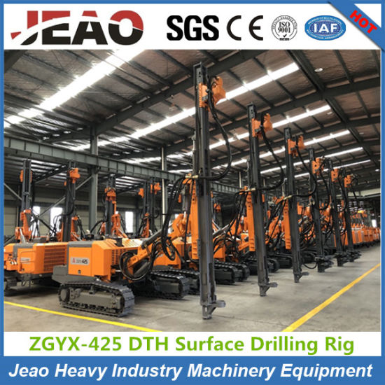 Hydraulic Pneumatic DTH Rock Drilling Rig for Mining Drilling Rig pictures & photos