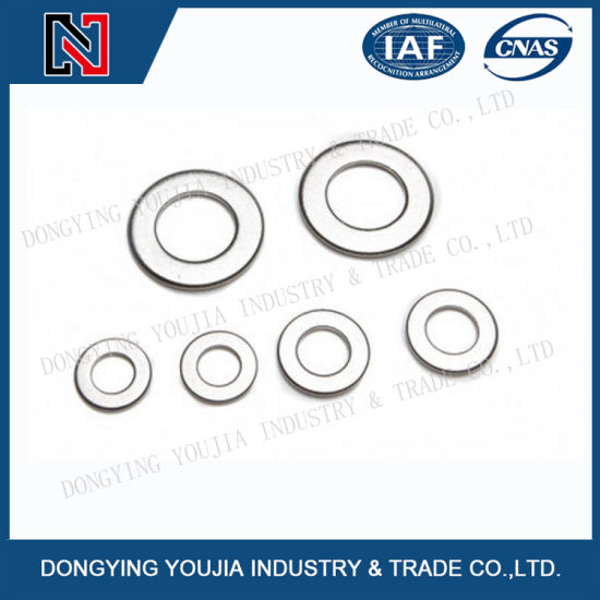 GB97.2 Stainless Steel Grade a Chamferred Plain Washers pictures & photos