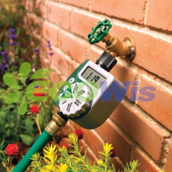 Digital Automatic Hose End Water Timer (HT1084) pictures & photos