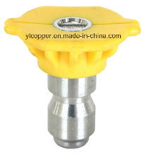 Qick Connect Spray Nozzle with Yellow Plastic Cap pictures & photos