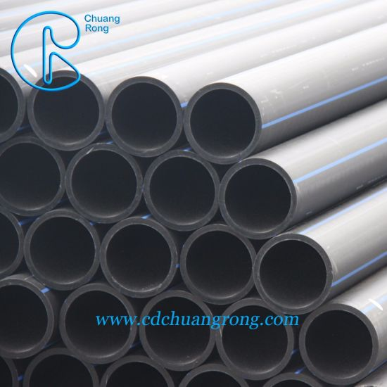 ISO4427 Standard Plastic Pipe Best Price Black Color China Made pictures & photos