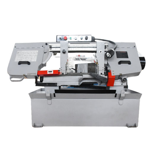 BS-1018b Popular Band Saw Machine Horizontal Band Saw Metal Cutting Band Saw for Sale pictures & photos