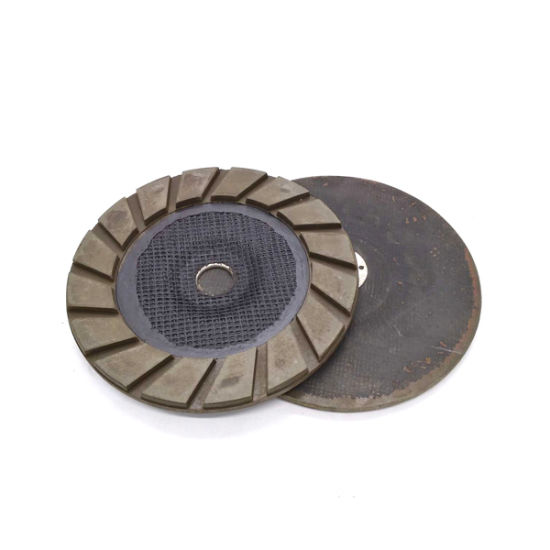 5 Inch 7 Inch Ceramic Grinding Cup Wheel with 22.23mm Hole pictures & photos