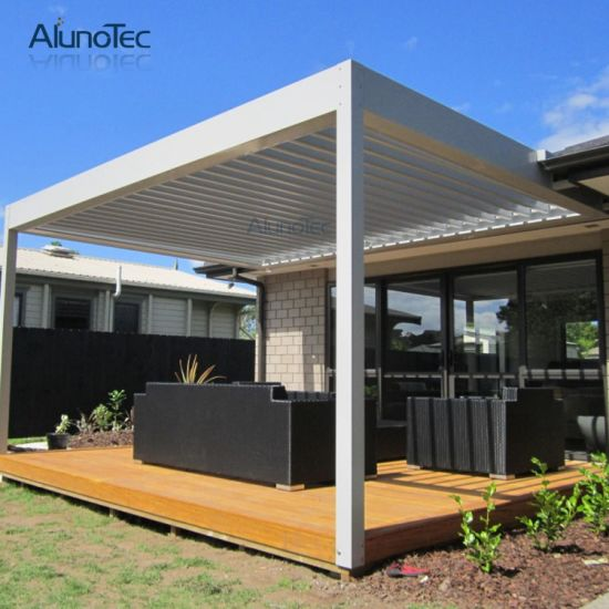 Water Proof Louvers Roofing Pergola Roof