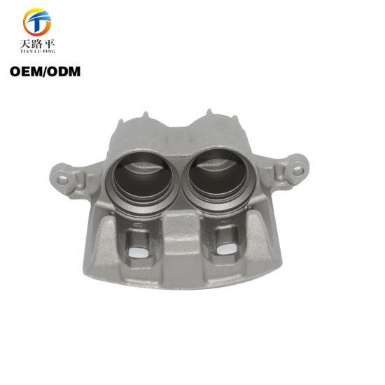 OEM Custom Aluminum Steel Die Casting Gravity Casting Parts pictures & photos