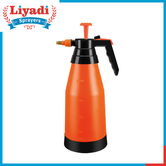 2 Liter Small Manual PE Pressure Trigger Sprayer pictures & photos