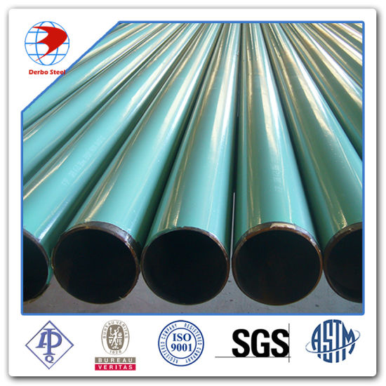 """API 5L Gr. B 24"""" Sch Std Be Fbe Coated Steel Pipe pictures & photos"""